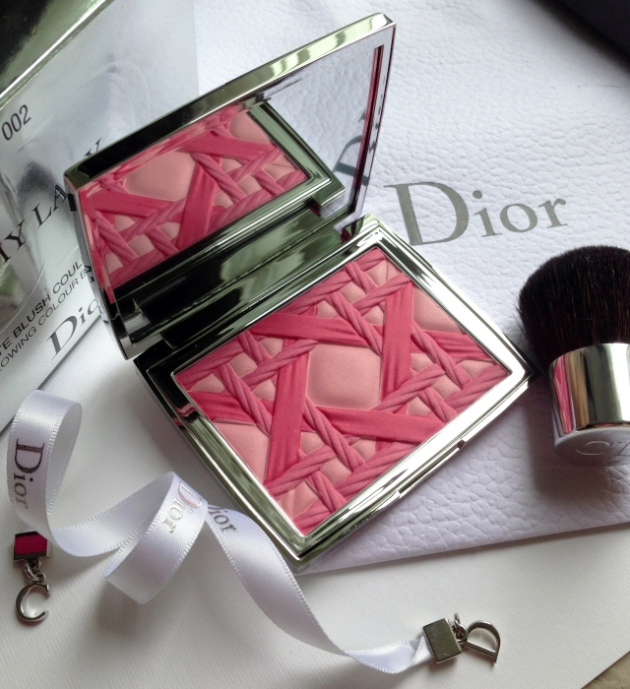 Dior My Lady Blush 2nd look
