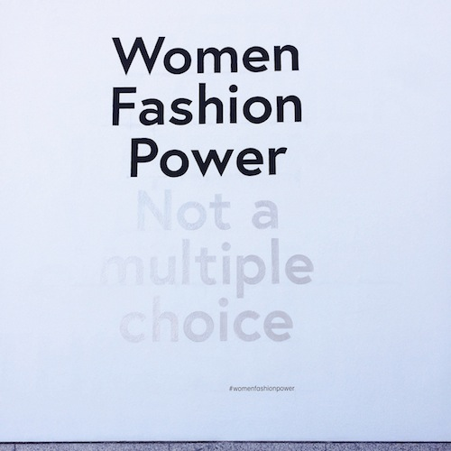 Onthenew Women Fashion Power Design Museum 1