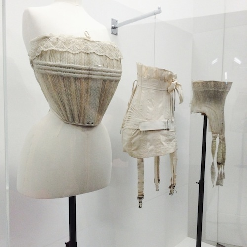 Onthenew Women Fashion Power Design Museum Edwardian Corset Cage Corset