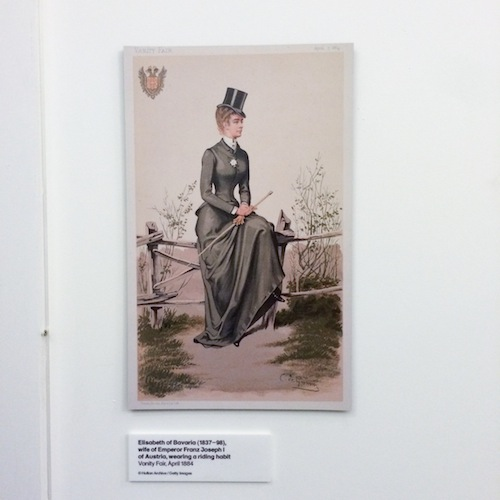 Onthenew Women Fashion Power Design Museum Riding Habit